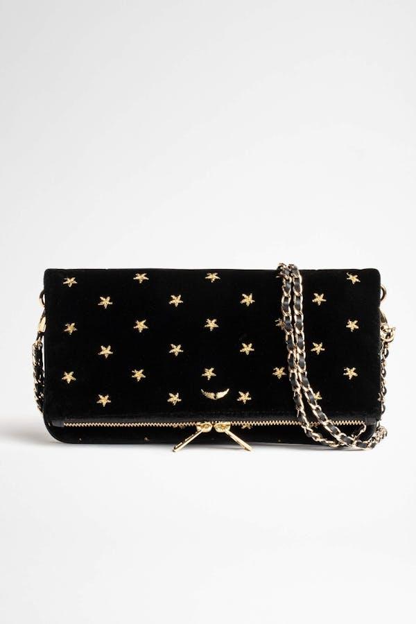 Rock Velvet Stars Bag