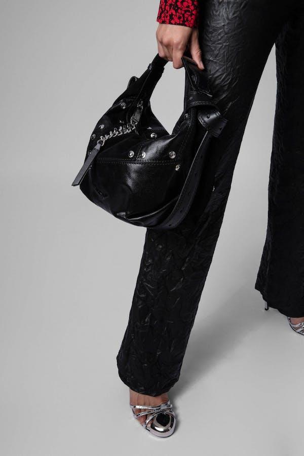 Le Cecilia Patchwork Bag