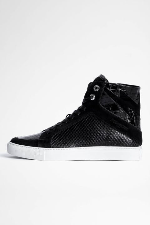 ZV1747 High Flash Keith Sneakers