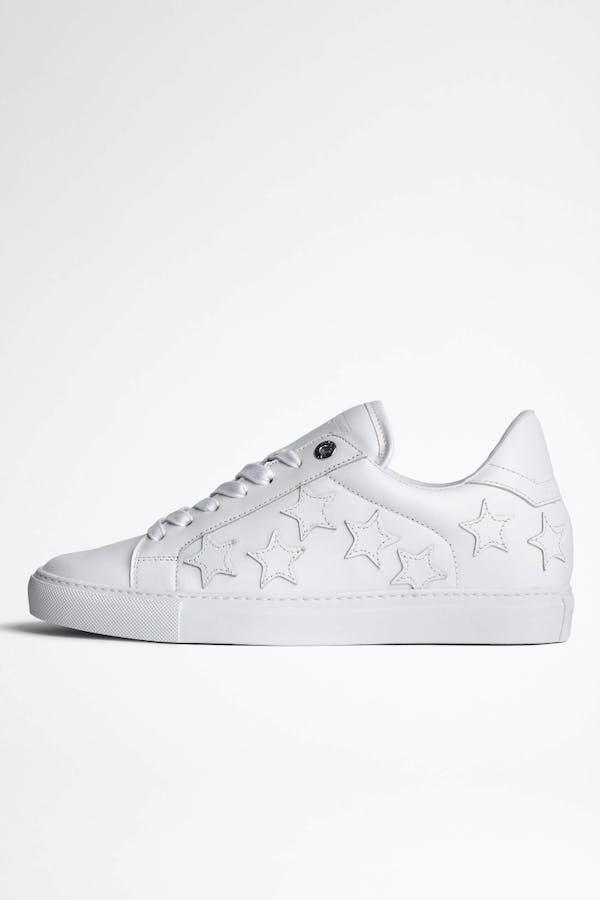 ZV1747 Zadig Stars Sneakers
