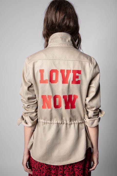 "Tackl Mili ""Love Now"" Shirt"