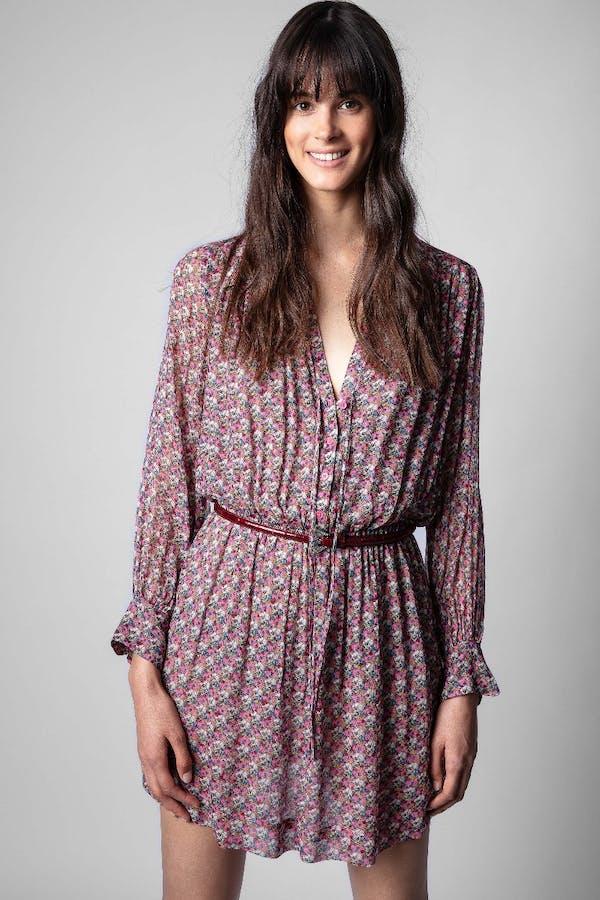 Reevas Mousseline Dress