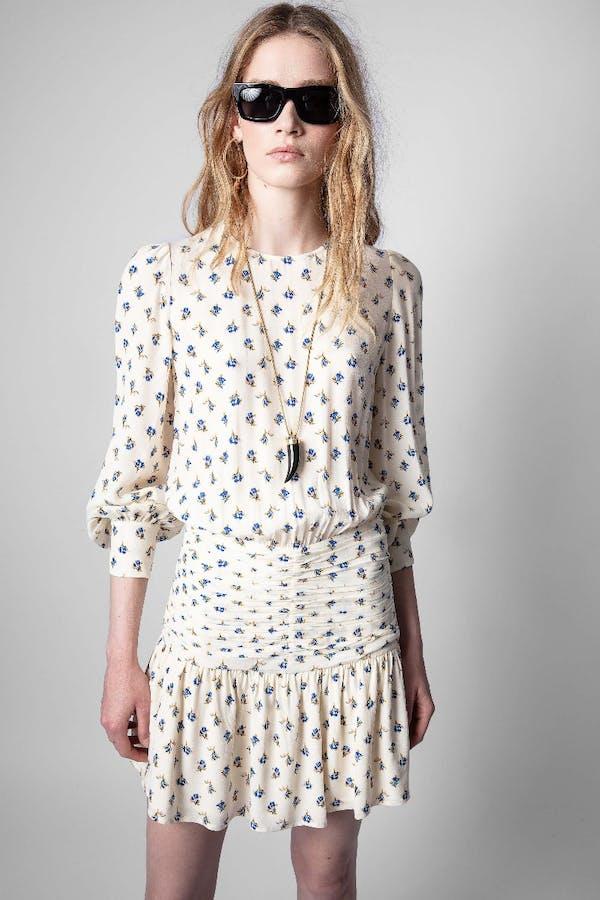 Rafala Flower Dress