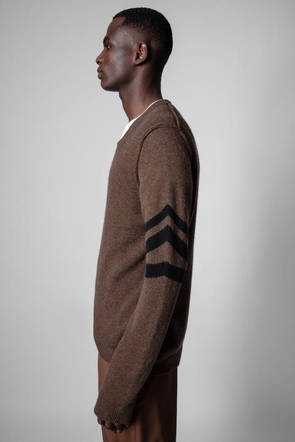 Kennedy Cashmere Sweater