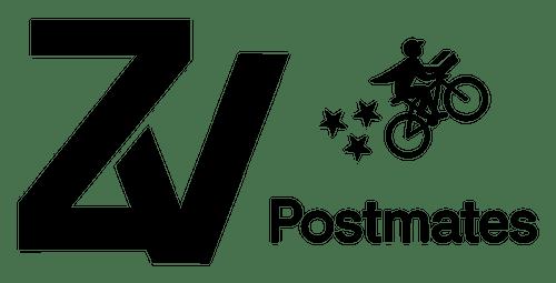ZV + Postmates logo