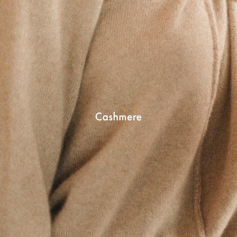 ZV cashmere product sample