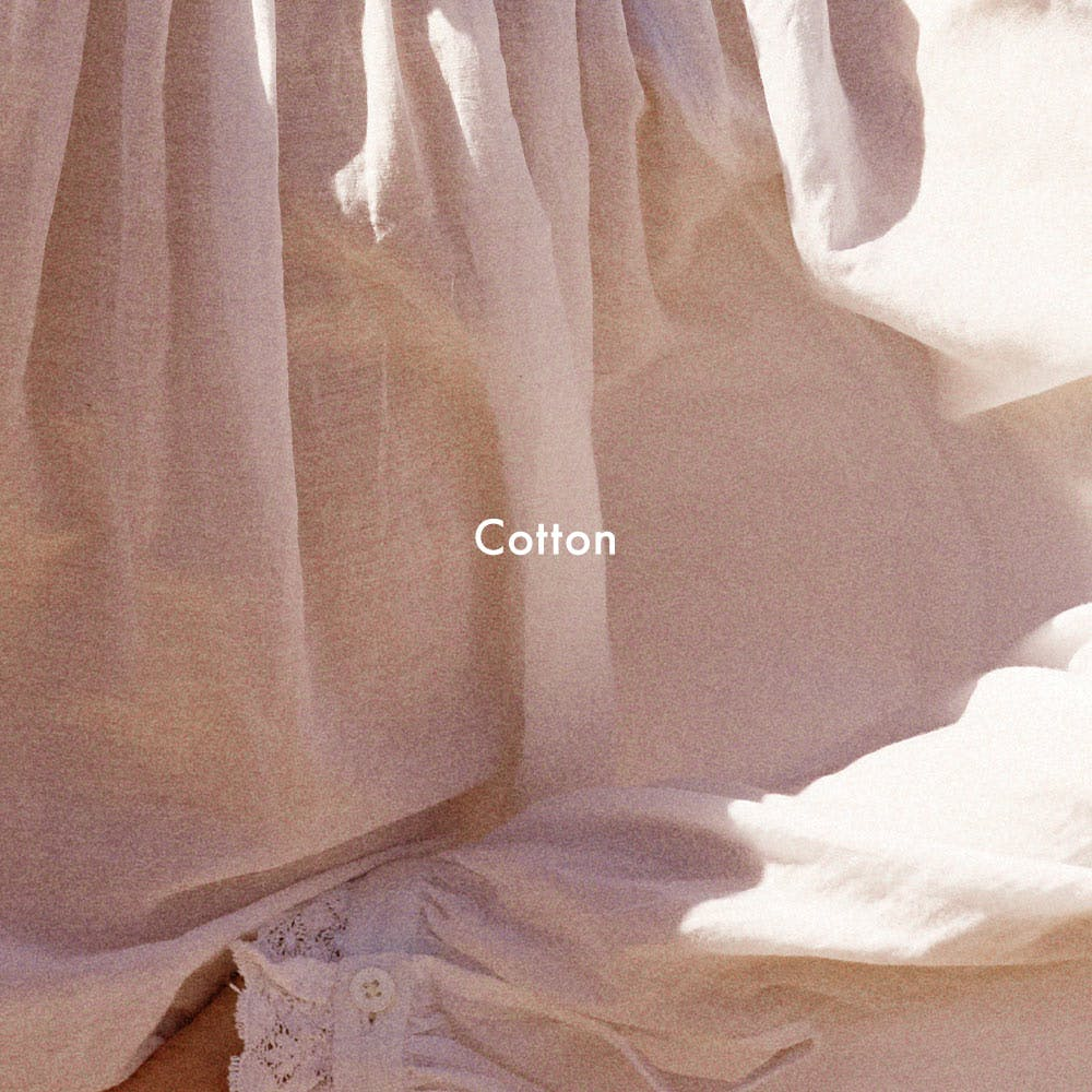 ZV cotton product sample