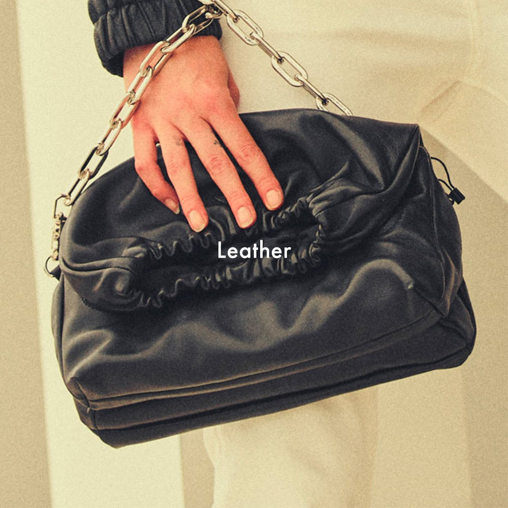 ZV leather product sample