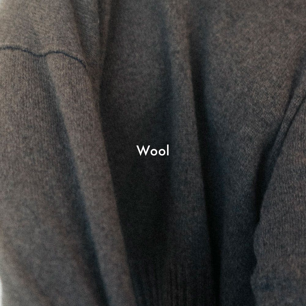 ZV wool product sample