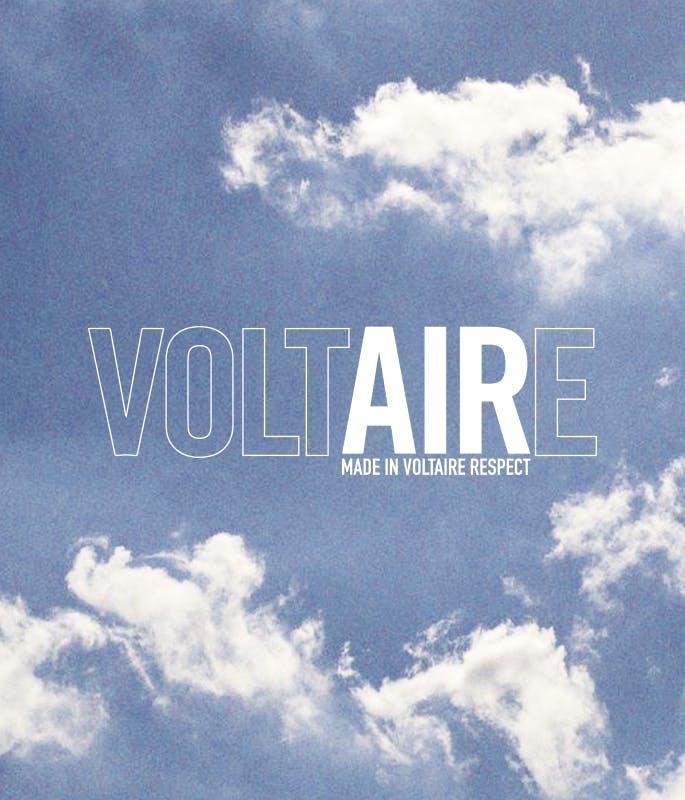 Voltaire program logo top-banner mobile version