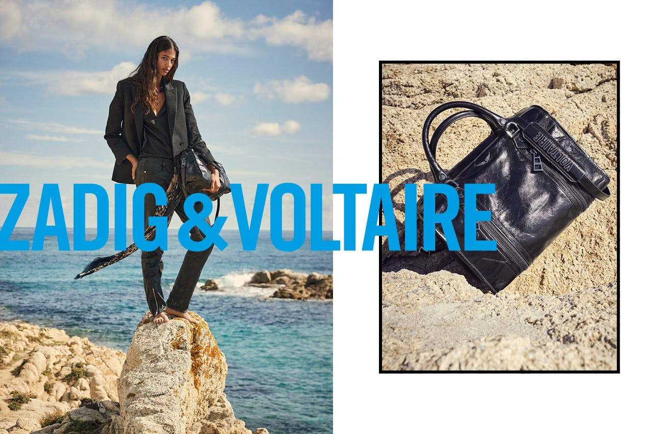 SMS Banner page Zadig & Voltaire