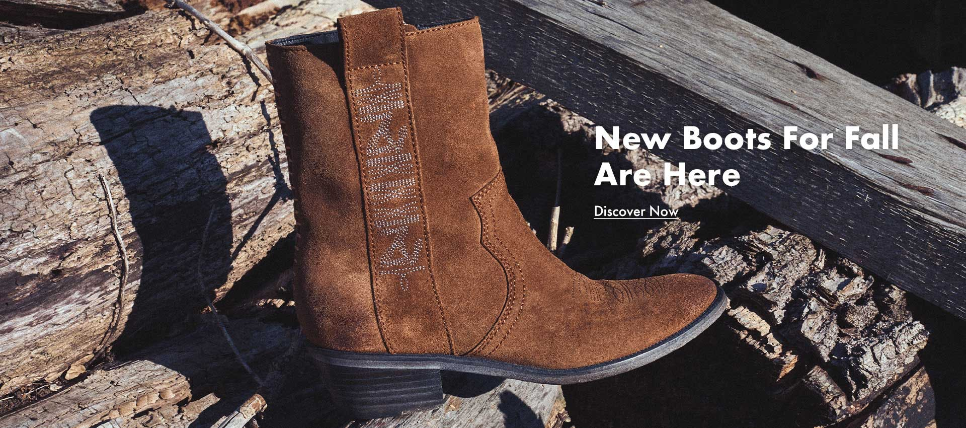 New Boots For Fall September 2021