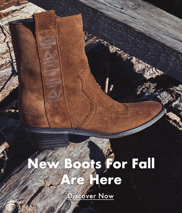 New Boots For Fall September 2021 Mobile Version