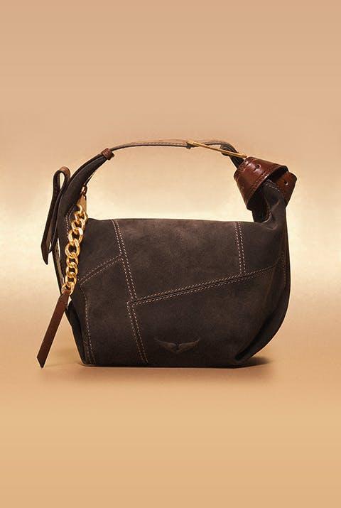 Le Cecilia black leather