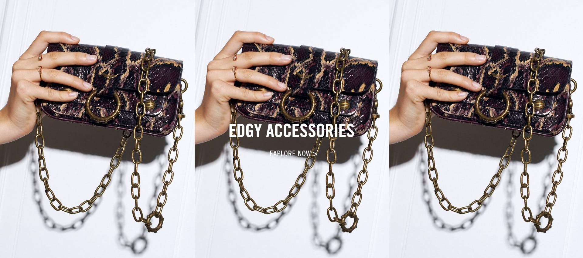 Edgy Accessories - fw20 new collection HP Banner