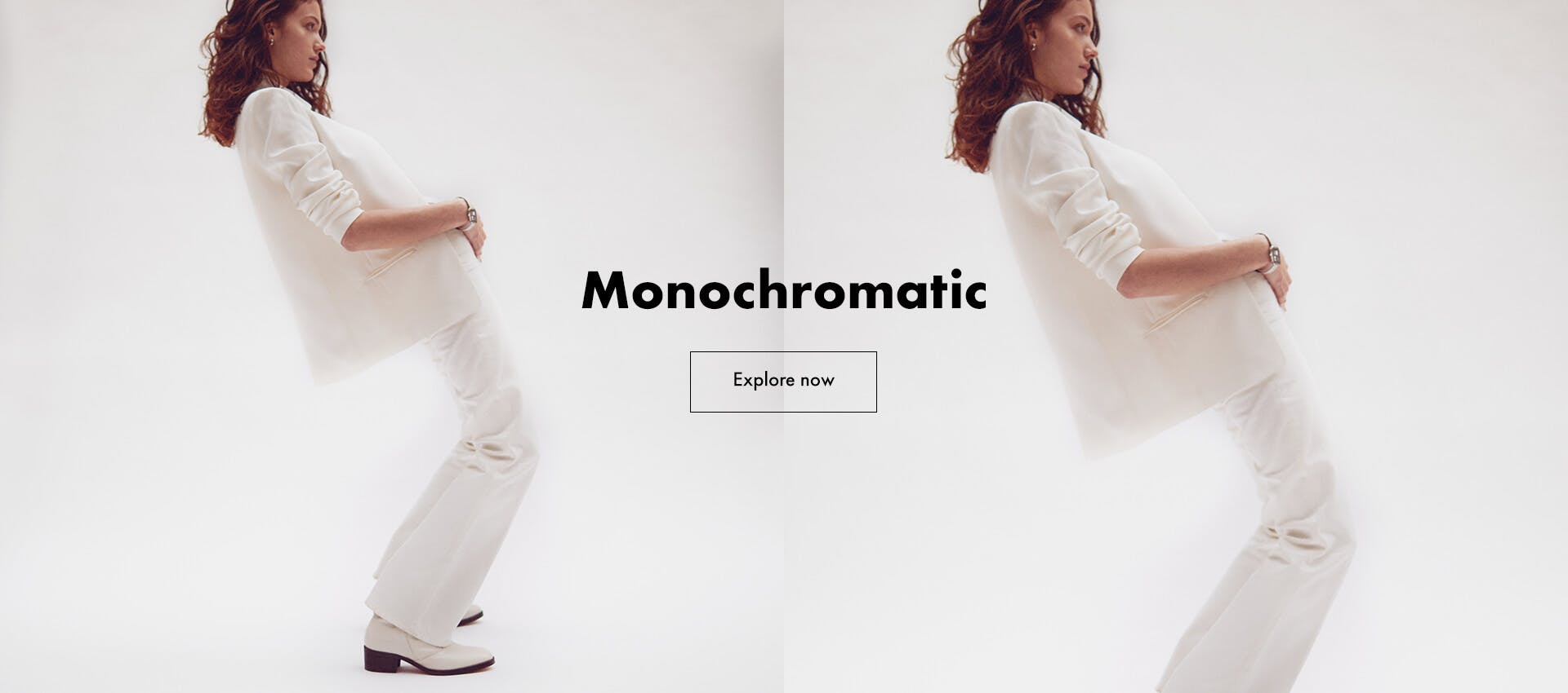 Monochromatic Dressing May 2021