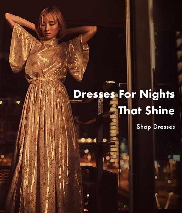 Dresses for Nights That Shine October 2021