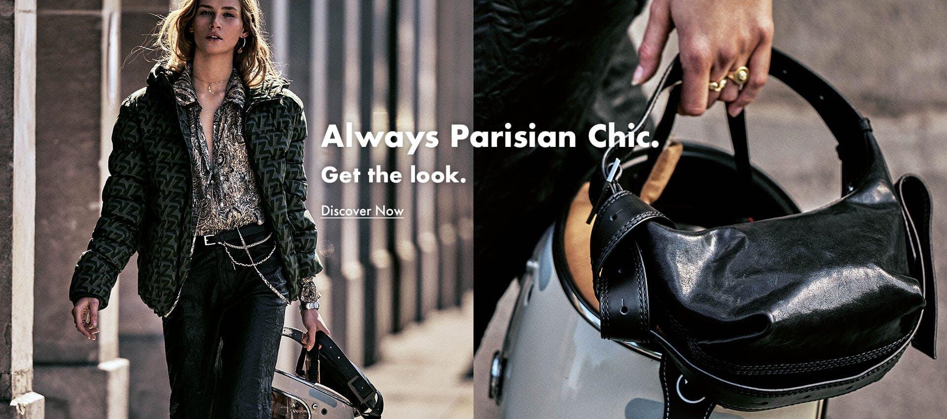 Parisian Chic September 2021