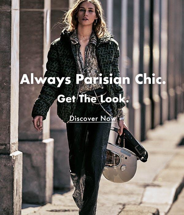 Parisian Chic September 2021 Mobile Version