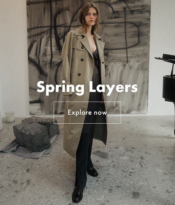 Spring Layers Trenchcoat April 2021 Mobile Version